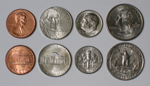 englisches geld vorder und rückseite